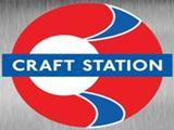Логотип Бар Craft Station на Кузнецком Мосту (Крафт Стейшн)